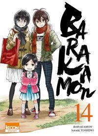 Barakamon T14, manga chez Ki-oon de Yoshino