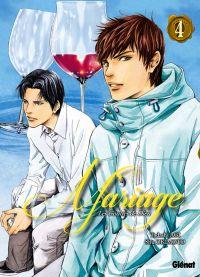 Les Gouttes de dieu - Mariage T4, manga chez Glénat de Agi, Okimoto