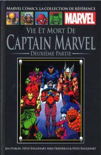 Marvel Comics, la collection de référence – Classic, T23 : Vie et mort de Captain Marvel - 2ème partie (0), comics chez Hachette de Englehart, Starlin, Collectif