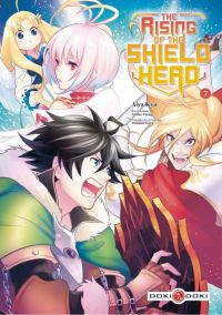 The rising of the shield hero T7, manga chez Bamboo de Aneko, Kyu