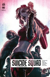 Suicide Squad Rebirth T1 : La chambre noire (0), comics chez Urban Comics de Williams, Fabok, Galloway, Reis, Frank, Tan, Lee, Santos, Anderson, Hi-fi colour, Sinclair, Maiolo, Bermejo