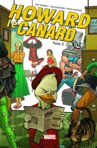 Howard le canard T3 : Couac de fin (0), comics chez Panini Comics de North, Zdarsky, Maguire, Quiñones, Gibson