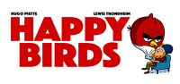 Happy birds, bd chez Delcourt de Trondheim, Piette