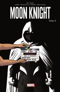 Moon Knight (2016) T2 : Incarnations (0), comics chez Panini Comics de Moench, Lemire, Francavilla, Stokoe, Smallwood, Sienkiewicz, Torres, Bellaire, Gafford