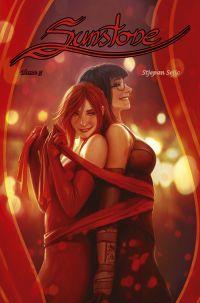 Sunstone T5, comics chez Panini Comics de Sejic