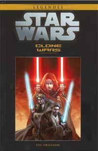 Star Wars Légendes T33 : Clone Wars - Obsession (0), comics chez Hachette de Blackman, Lane, Ching, Scott, Sno Cone Studios, Atiyeh