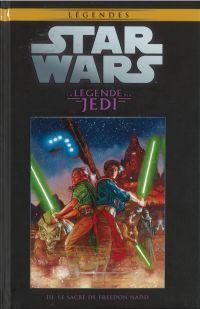 Star Wars Légendes T6 : La Légende des Jedi - Le sacre de Freedon Nadd (0), comics chez Hachette de Veitch, Akins, Roach, Gossett, Rodier, Johnson, Nadeau, Rambo, Bourdages
