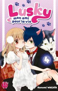 Lusky mon ami pour la vie T4, manga chez Nobi Nobi! de Wagata