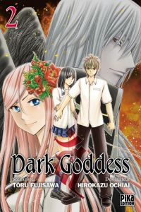 Dark goddess T2, manga chez Pika de Fujisawa, Ochiai