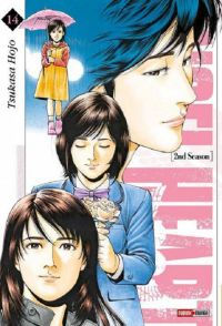 Angel heart – 2nd Season, T14, manga chez Panini Comics de Hôjô