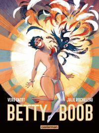 Betty Boob, bd chez Casterman de Cazot, Rocheleau