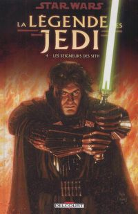 Star Wars - La légende des Jedi T4 : Les seigneurs des Sith (0), comics chez Delcourt de Veitch, Anderson, Wetherell, Gossett, Rambo, Fleming