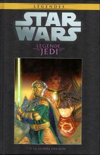 Star Wars Légendes T8 : La Légende des Jedi - La guerre des Sith (0), comics chez Hachette de Anderson, Carrasco, Rambo, Menashe, Fleming