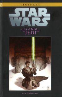 Star Wars Légendes T9 : La Légendes des Jedi - Rédemption (0), comics chez Hachette de Anderson, Gossett, David, Maleev