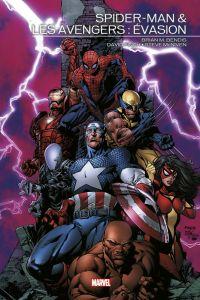 Marvel Events : Spider-Man & les Avengers - Evasion (0), comics chez Panini Comics de Bendis, Finch, d' Armata