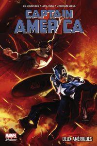 Captain America T8 : Deux Amériques (0), comics chez Panini Comics de Brubaker, Guice, Breitweiser, Ross, Mounts, Dismang breitweiser, White, Martin jr, Djurdjevic