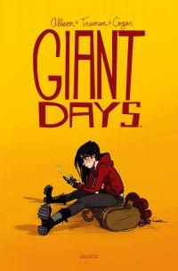 Giant Days T1, comics chez Akileos de Allison, Treiman, Cogar