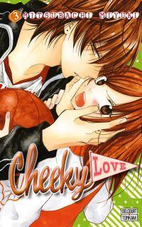 Cheeky love T3, manga chez Delcourt Tonkam de Mitsubachi