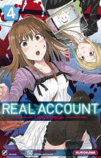 Real account T4, manga chez Kurokawa de Okushou, Shizumukun