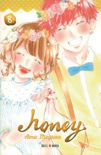 Honey T8, manga chez Soleil de Meguro