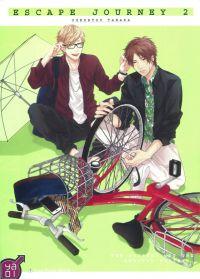 Escape journey T2, manga chez Taïfu comics de Ogeretsu