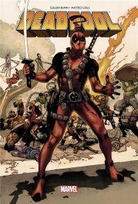 Deadpool - Guerres très très secrètes, comics chez Panini Comics de Bunn, Lolli, Buffagni, Camagni, Redmond, Gandini, Bianchi