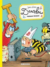 L'élève Ducobu T23 : Profession : tricheur ! (0), bd chez Le Lombard de Zidrou, Godi, Godi