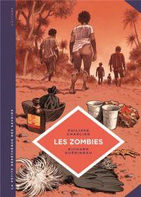 La Petite bédéthèque des savoirs T19 : Les zombies (0), bd chez Le Lombard de Charlier, Guerineau