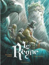 Le Règne T2 : Le maître du shrine (0), bd chez Le Lombard de Runberg, Boiscommun