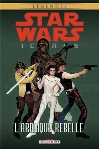 Star Wars - Icones T4 : L'arnaque rebelle (0), comics chez Delcourt de Kindt, Castiello, Eltaeb, Hughes