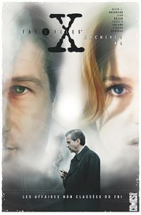 The X-Files [Archives] T4, comics chez Glénat de Rozum, Anderson, Adlard, Purcell, Digital Chameleon, Kindzierski, Slykerman