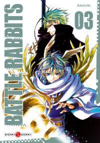 Battle rabbits T3, manga chez Bamboo de Amemiya, Ichihara