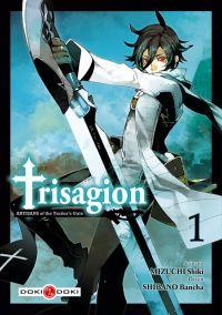 Trisagion T1, manga chez Bamboo de Mizuchi, Shibano