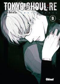 Tokyo ghoul:re T8, manga chez Glénat de Ishida