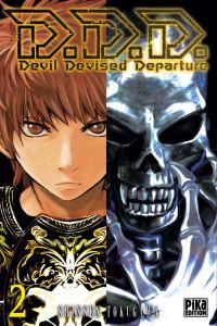 D.D.D. Devil Devised Departure T2, manga chez Pika de Tokugawa