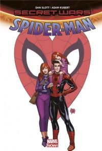 Secret Wars - Spider-Man : Renouveler ses vœux (0), comics chez Panini Comics de Slott, Kubert, Ponsor