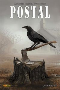 Postal T1 : Carte postale (0), comics chez Panini Comics de Hill, Hawkins, Goodhart, Gonia, Sejic