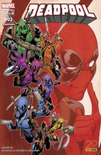 Deadpool (revue) T2 : Le cirque du crime (0), comics chez Panini Comics de Bunn, Duggan, Lolli, Koblish, Level, Filardi, Guru efx, Coello
