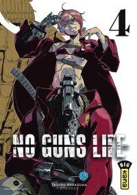 No guns life T4, manga chez Kana de Karasuma