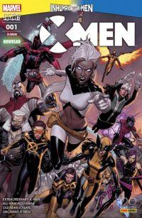 X-Men (revue) T1 : Pour Maya (0), comics chez Panini Comics de Taylor, Lemire, Bunn, Palmer, Lashley, Andrade, Salazar, Virella, Koda, Woodard, Hollowell, Bellaire, Aburtov, Garland, Molina