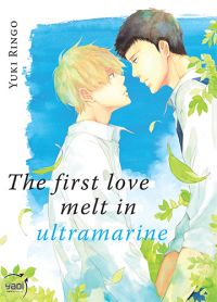 The first love melt in ultramarine, manga chez Taïfu comics de Ringo