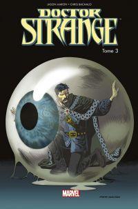 Doctor Strange T3 : Du sang dans l'éther (0), comics chez Panini Comics de Aaron, Fornès, Nowlan, Romero, Smith, Bachalo, Fabela, Bellaire, Tartaglia