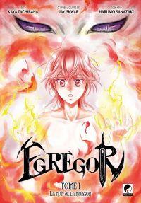 Egregor T1 : La nuit de la moisson (0), manga chez Meian de Skwar, Sanazaki, Tachibana
