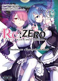 Re:Zero T1, manga chez Ototo de Nagatsuki, Matsuse
