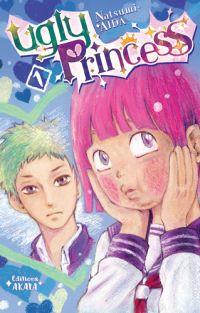 Ugly princess T1, manga chez Akata de Aida