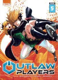 Outlaw Players T5, manga chez Ki-oon de Shonen