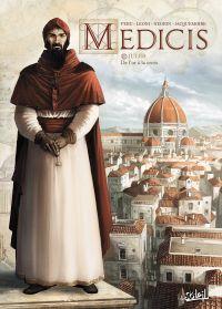 Médicis T3 : Jules - De l'or à la croix (0), bd chez Soleil de Peru, Negrin, Léoni, Jacquemoire