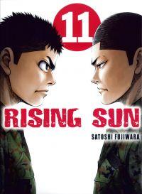 Rising sun T11, manga chez Komikku éditions de Fujiwara