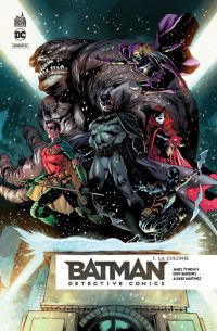 Batman Detective  T1 : La colonie (0), comics chez Urban Comics de Tynion IV, Martinez, Barrionuevo, Eddy Barrows, Lucas, Anderson