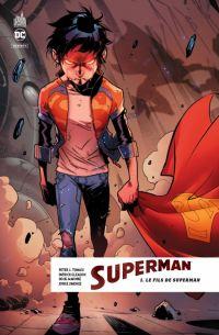 Superman Rebirth T1 : Le fils de Superman (0), comics chez Urban Comics de Gleason, Tomasi, Jimenez, Mahnke, Quintana, Gonzales, Kalisz